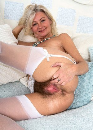 Hairy pics old pussy GRANNY NAME